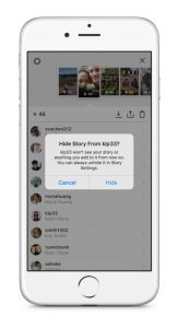 How To Block People From Seeing Your Instagram Story If You Still Want Some Privacy