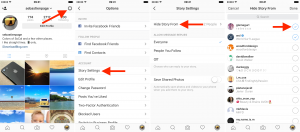 How to hide Stories on Instagram