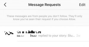 Instagram is hiding messages from you in a secret inbox