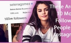 These Are The 10 Most Followed People On Instagram