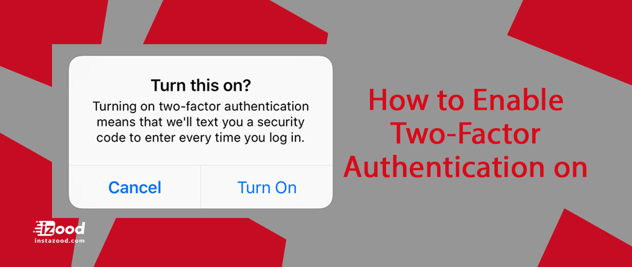 how to add two factor authentication