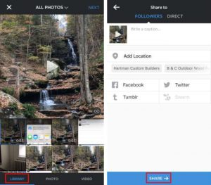 How to share Live Photos on Instagram
