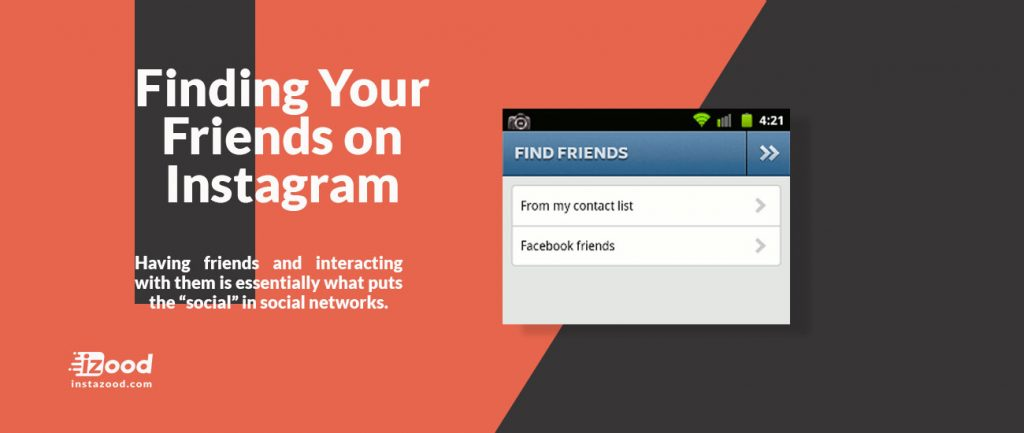 """Having friends and interacting with them is essentially what puts the """"social"""" in social networks."""