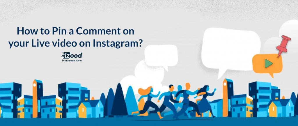 How to Pin a Comment on your Live video on Instagram?