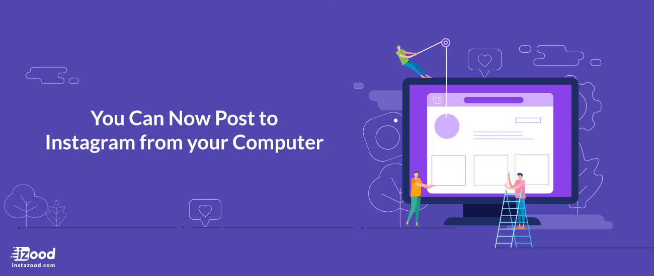 You can now post to Instagram from your computer   Instazood