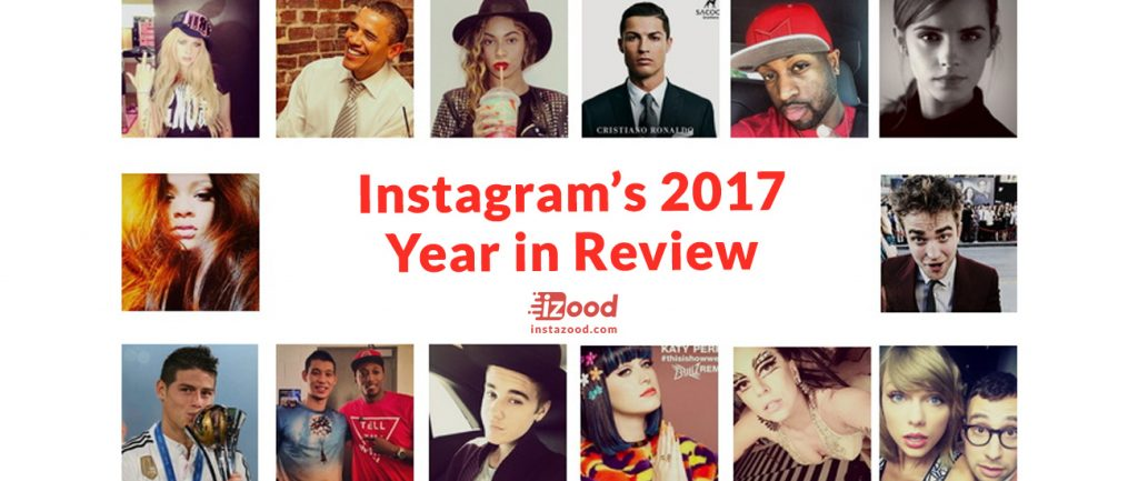 Instagram's 2017 Year in Review