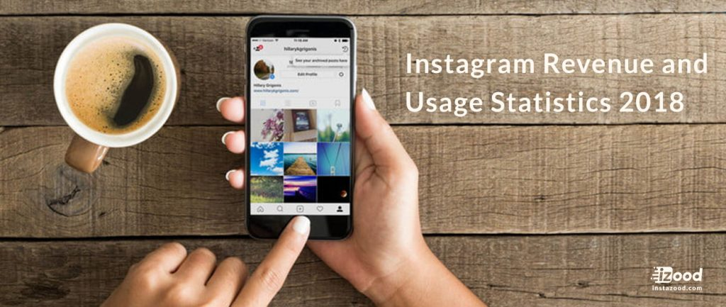 Instagram Revenue and Usage Statistics 2018