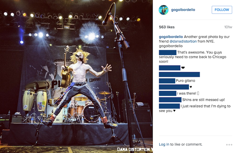 A Musician's Concise Guide To Using Instagram
