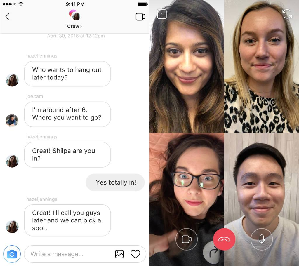 New Ways to Share and Connect on Instagram