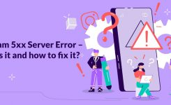 Instagram 5xx Server Error – What is it and how to fix it?