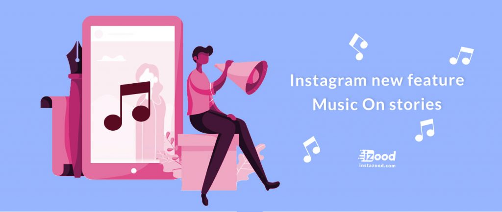 Instagram new feature | Music On stories