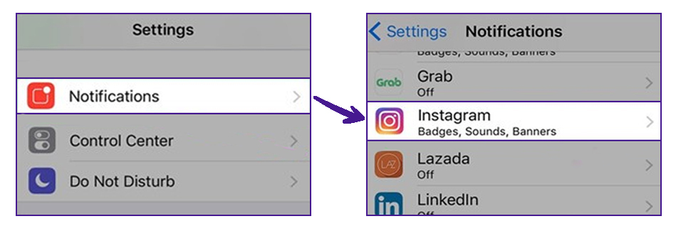 How to Fix Instagram Notifications Not Working?