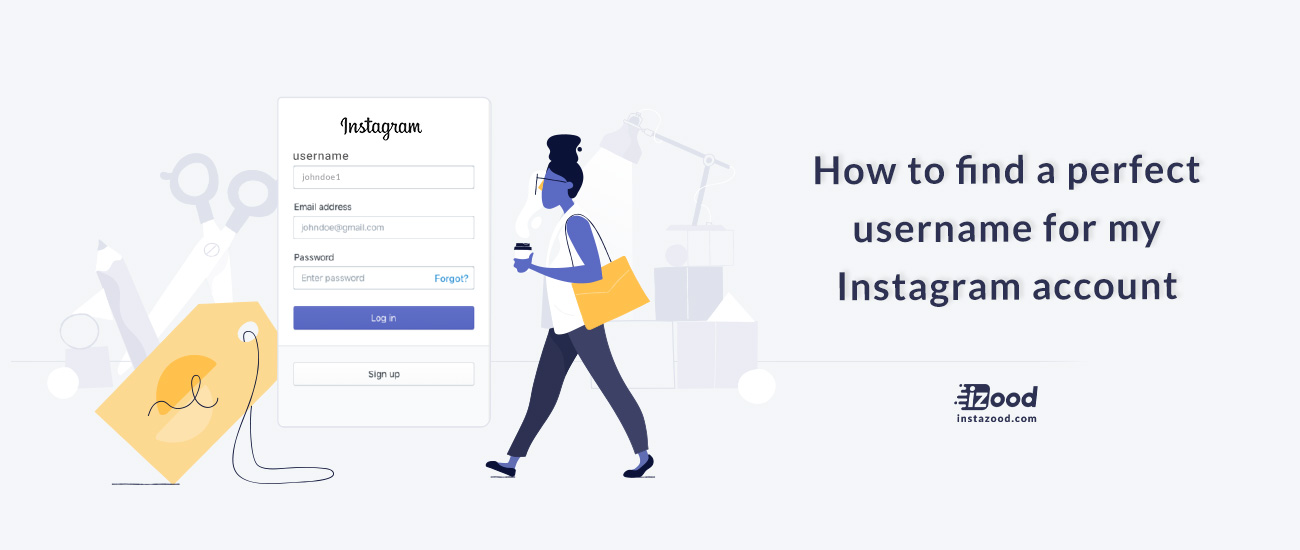 How to find a perfect username for my Instagram account