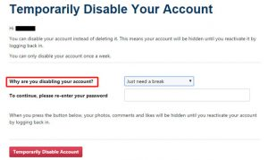 How to delete and deactivate your Instagram account