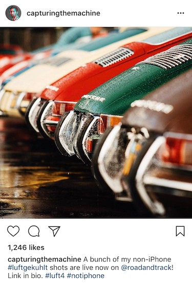 How to Sell New and Used Cars on Instagram