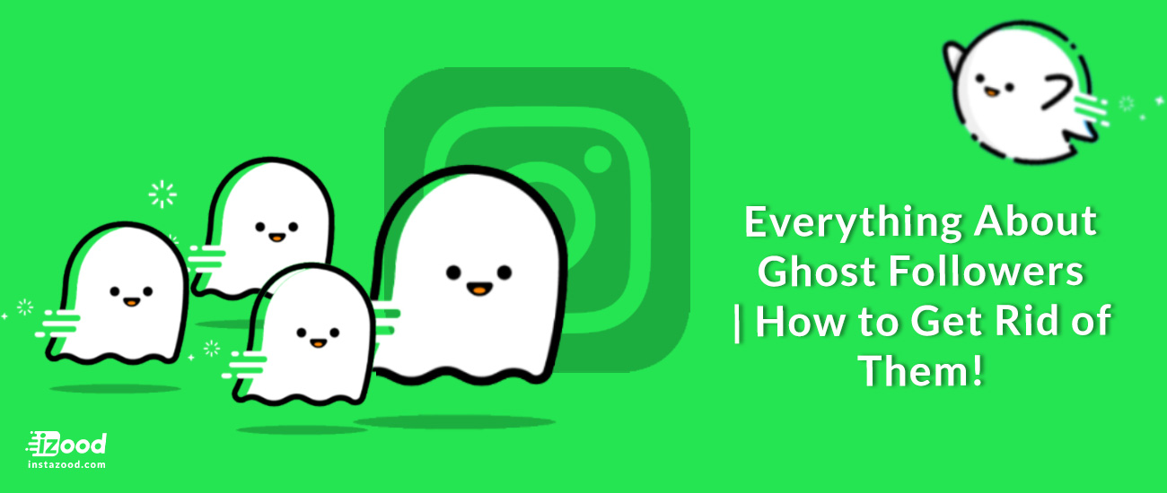 Everything about ghost followers | How to get rid of them!