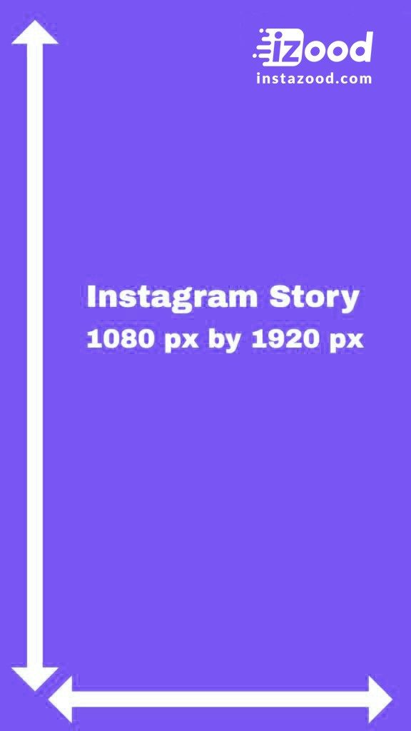 Instagram stories dimensions