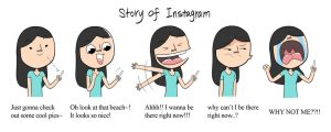 How to Overcome Your Instagram Addiction