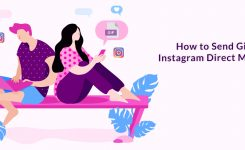 How to Send Gifs on Instagram Direct Messages? Instagram new feature
