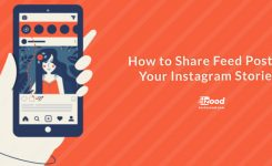 How to Share Feed Posts to Your Instagram Stories?