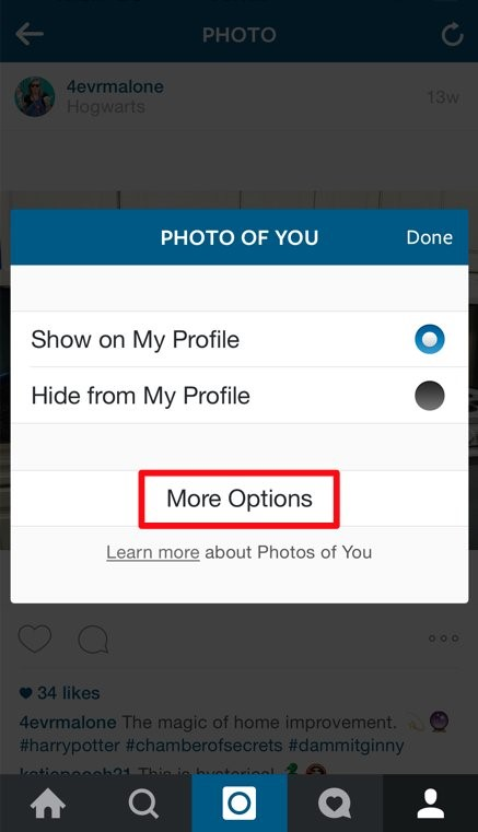 How Can I Remove Myself from a Tagged Photo on Instagram?