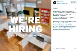 How to use Instagram to find a job?