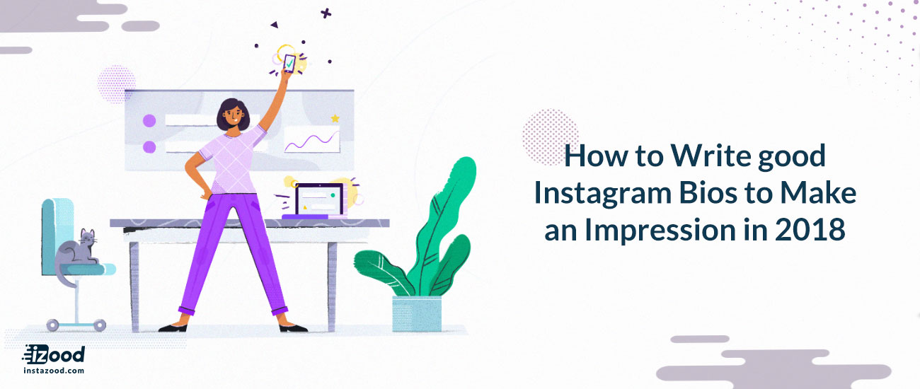 How to Write good Instagram Bios to Make an Impression in 2018