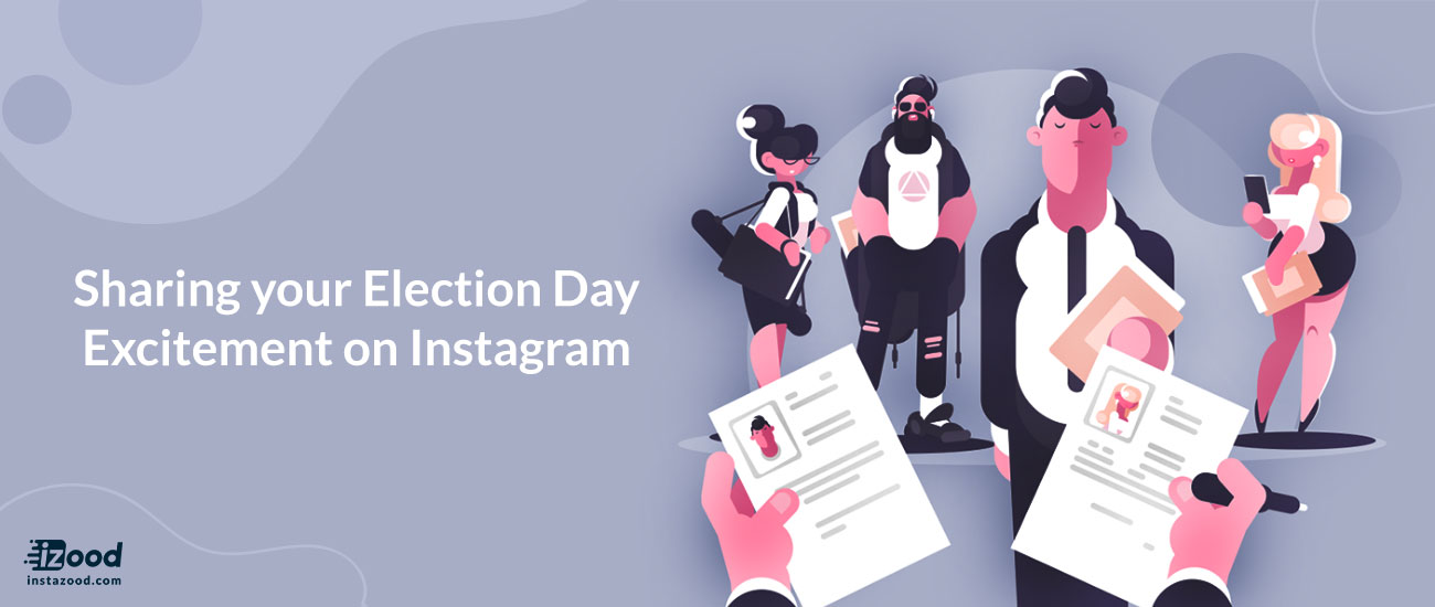 Sharing your Election Day Excitement on Instagram
