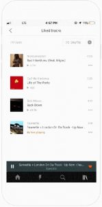 How to share songs from Soundcloud via Instagram stories?