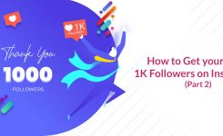 How to get your first 1K Followers on Instagram? (part2)