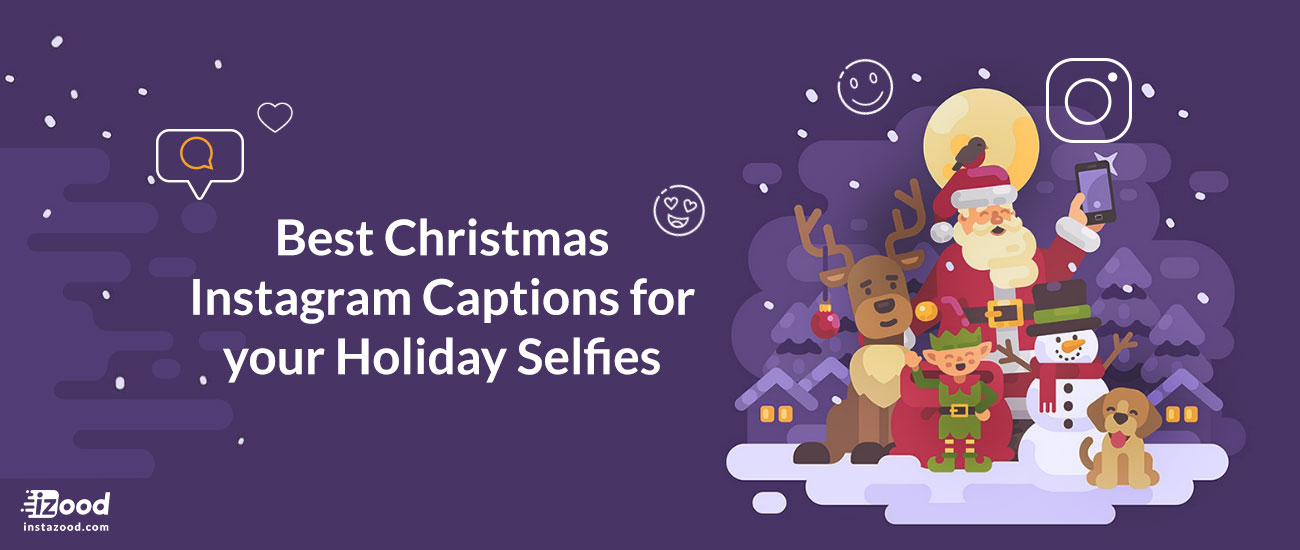 Best Christmas Instagram Captions for