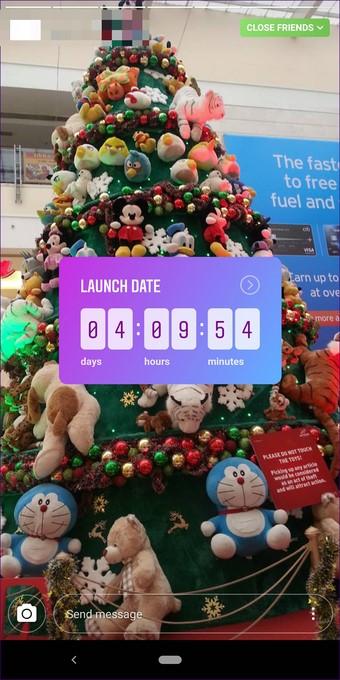New Countdown sticker for Instagram Stories   Instazood