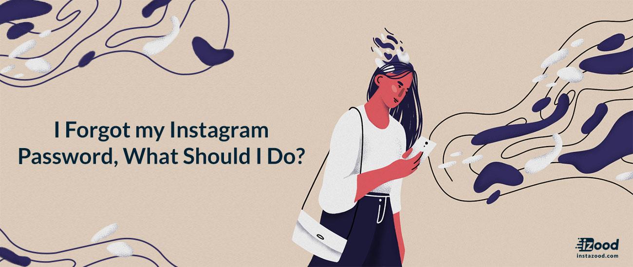 I Forgot my Instagram Password, What Should I Do?