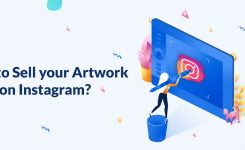 How to Sell your Artwork on Instagram?