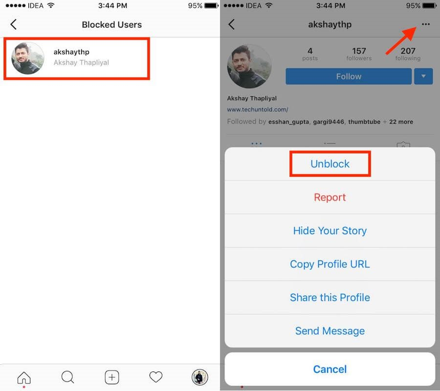 "How to Hide ""Seen"" from Instagram Story or Direct Messages?"