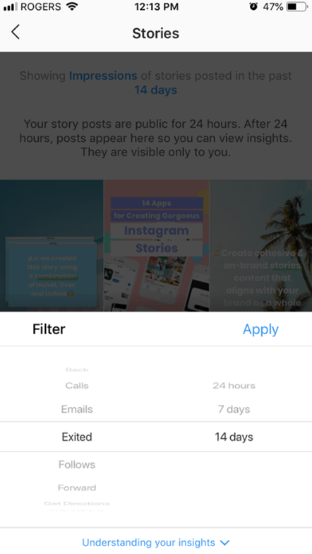 How to Repurpose Instagram Stories for your Facebook Stories?