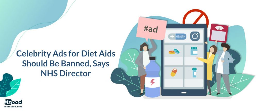 Celebrity Ads for Diet Aids Should Be Banned, Says NHS Director