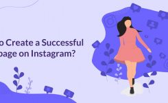 How to Create a Successful Fanpage on Instagram?