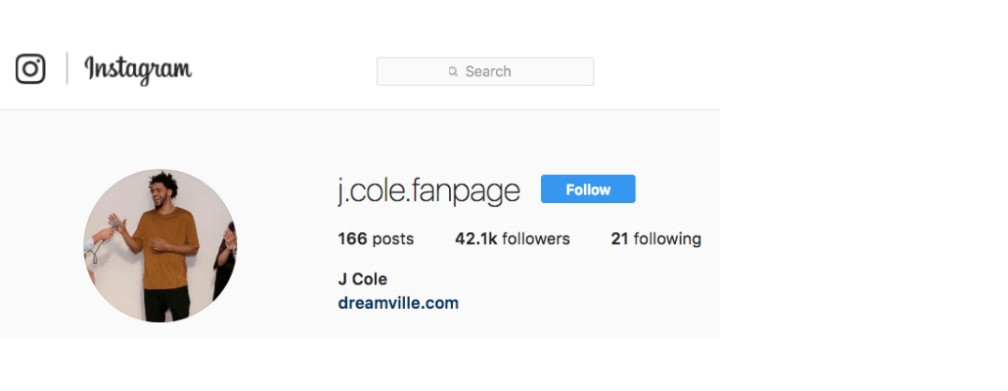 How to Create a Successful Fanpage on Instagram