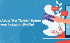"""How to Add a """"Get Tickets"""" Button to your Instagram Profile?"""