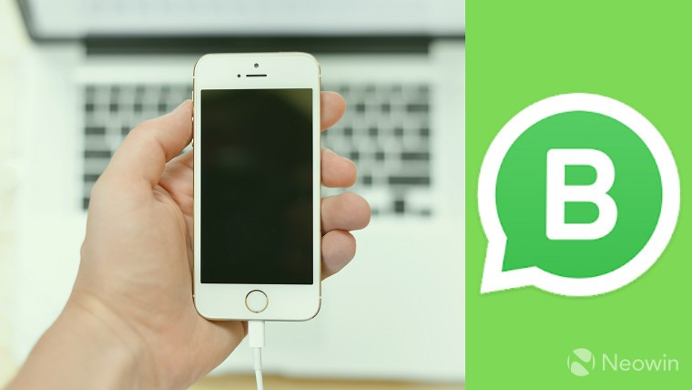 WhatsApp business for iOS