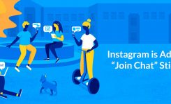 "Instagram is Adding a ""Join Chat"" Sticker!"