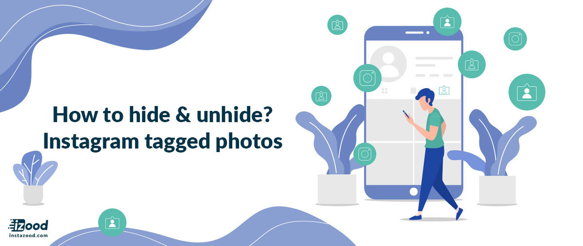How to hide & unhide Instagram tagged photos?