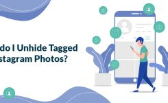 How do I Unhide Tagged Instagram Photos?