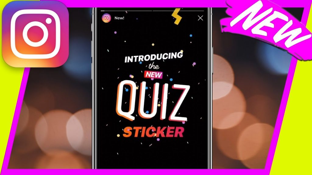 How to Use the Instagram Stories Quiz Sticker? | Instazood