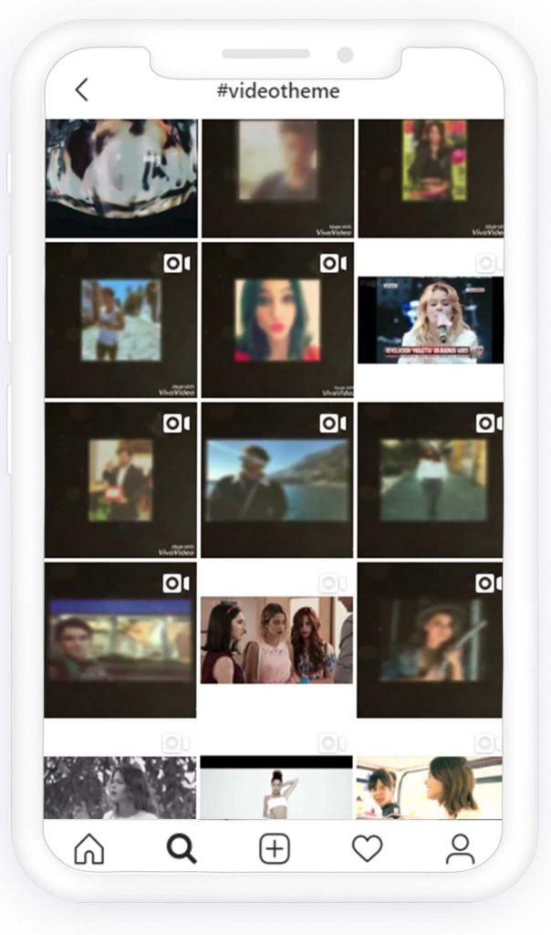 video theme