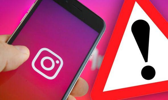 Instagram delete or disable accounts