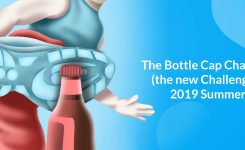 The Bottle Cap Challenge (the new Challenge of 2019 Summer)