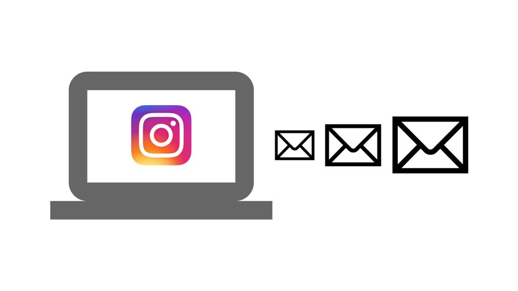 Sending Instagram direct messages