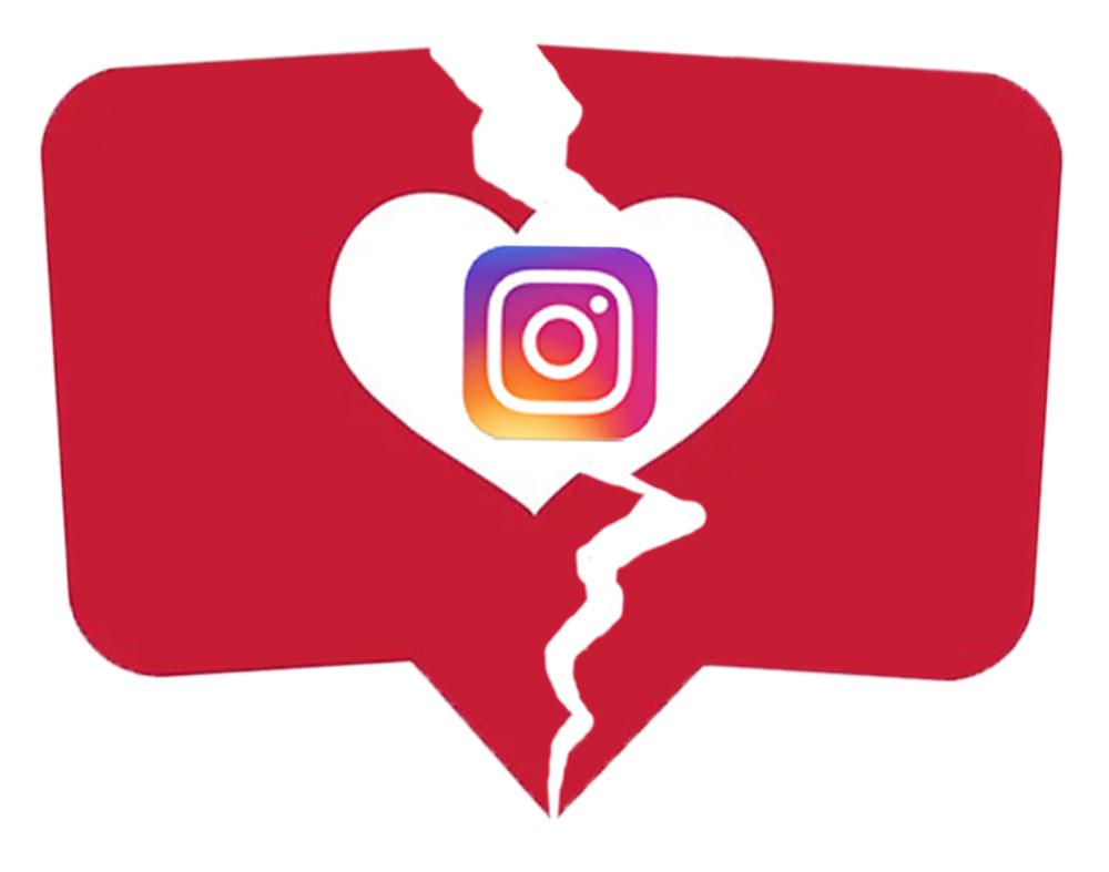 hiding Instagram likes count